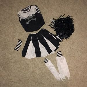 Evil Cheerleader Costume